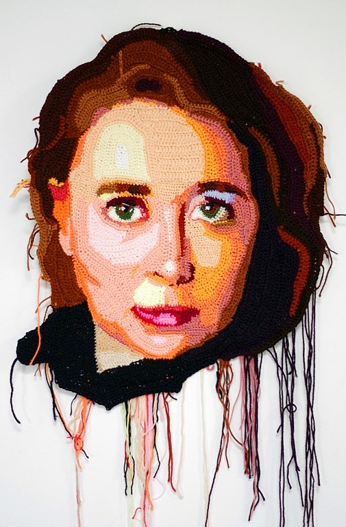 """Portrait of a woman (for the """"Method"""" TV series)"""